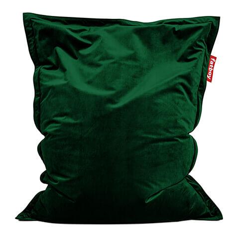 FATBOY original slim velvet emerald green JPG RGB