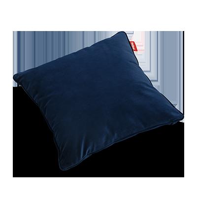 Fatboy pillow square velvet dark blue