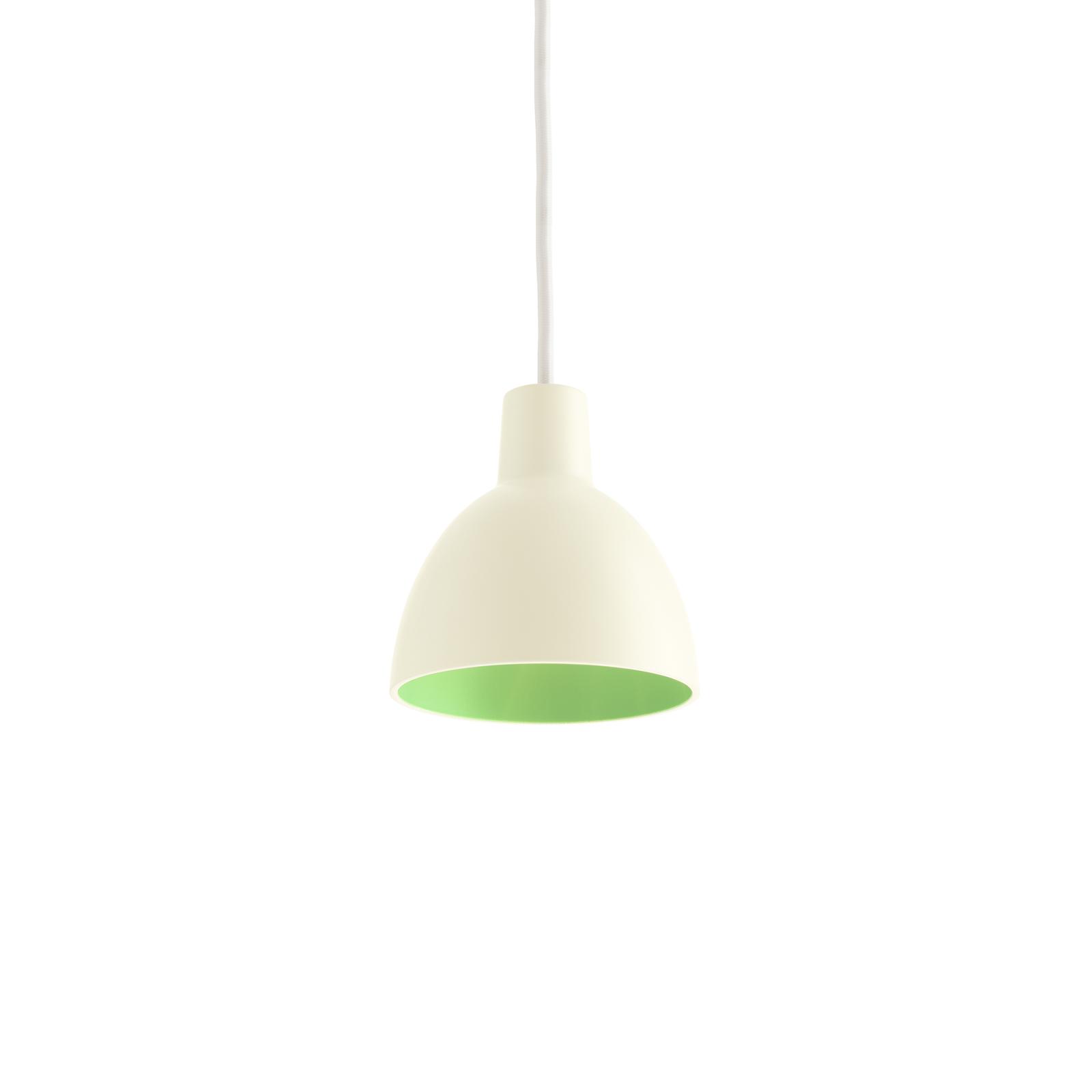 Louis Poulsen Toldpod 2120 Pendant Vit grön Glashusetmalmo 1