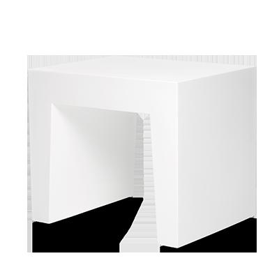 fatboy concrete seat white