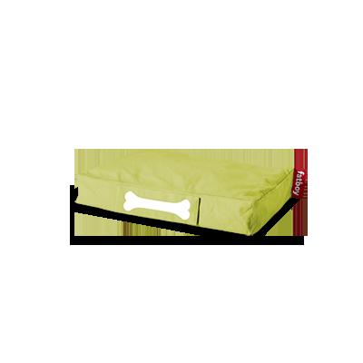 fatboy doggielounge stonewashed small limegreen