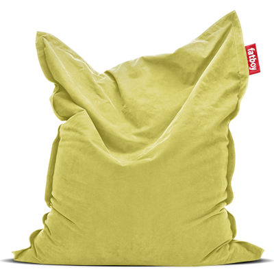fatboy original stonewashed limegreen