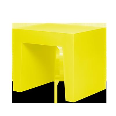 fatboy concrete seat dijon yellow