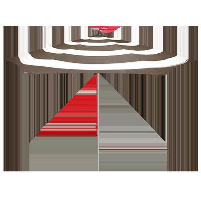 stripesol taupe