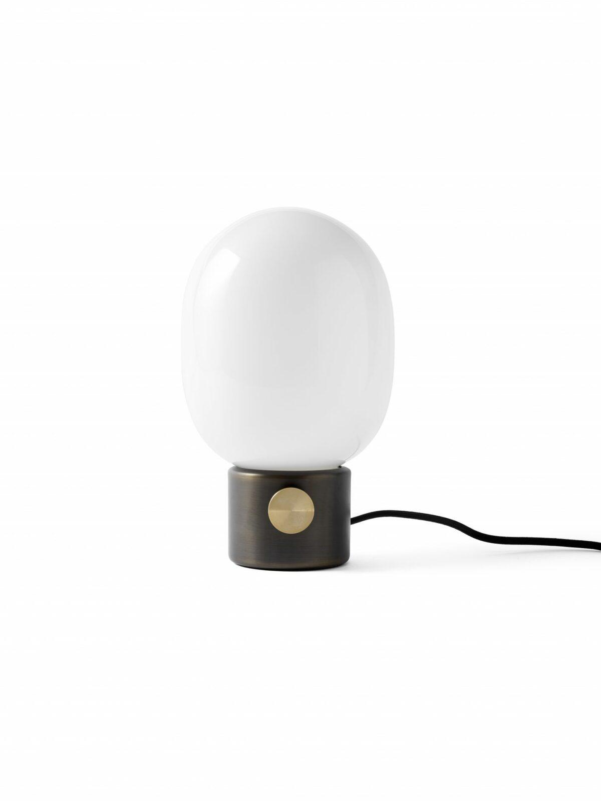 1800859 JWDA Table Lamp Bronzed Brass 1