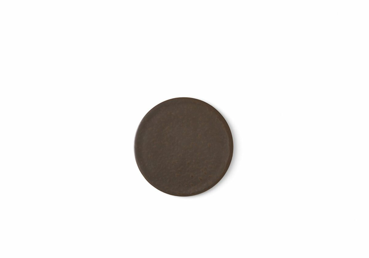 2011530 New norm Plate Lid o135 dark glazed Pack