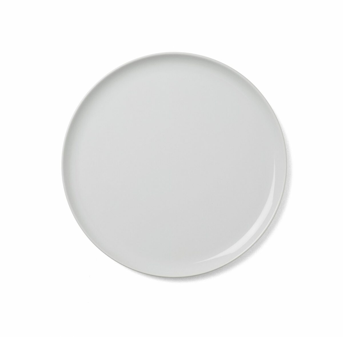 2014630 New Norm Lunch Plate O23 cm White Norm 01
