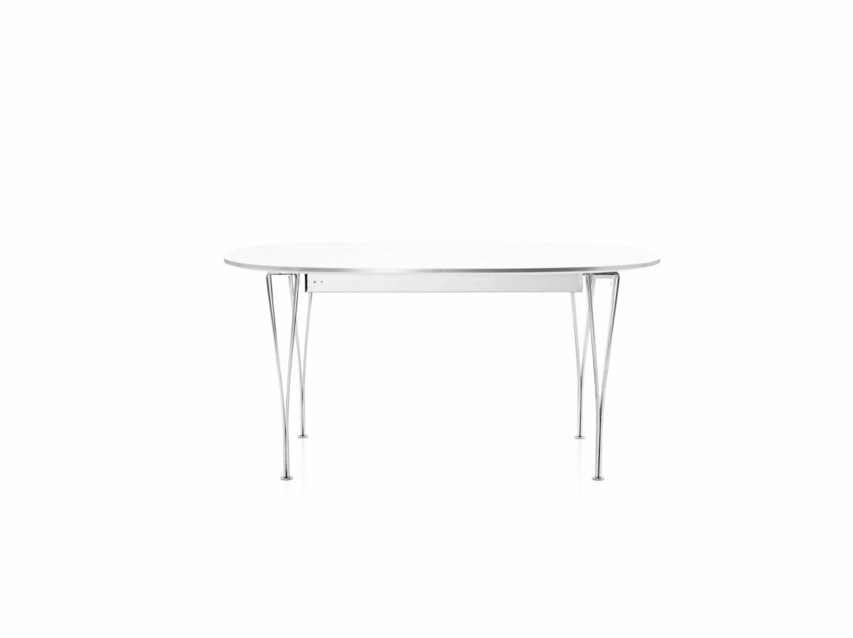 2663 table series super elliptical table w