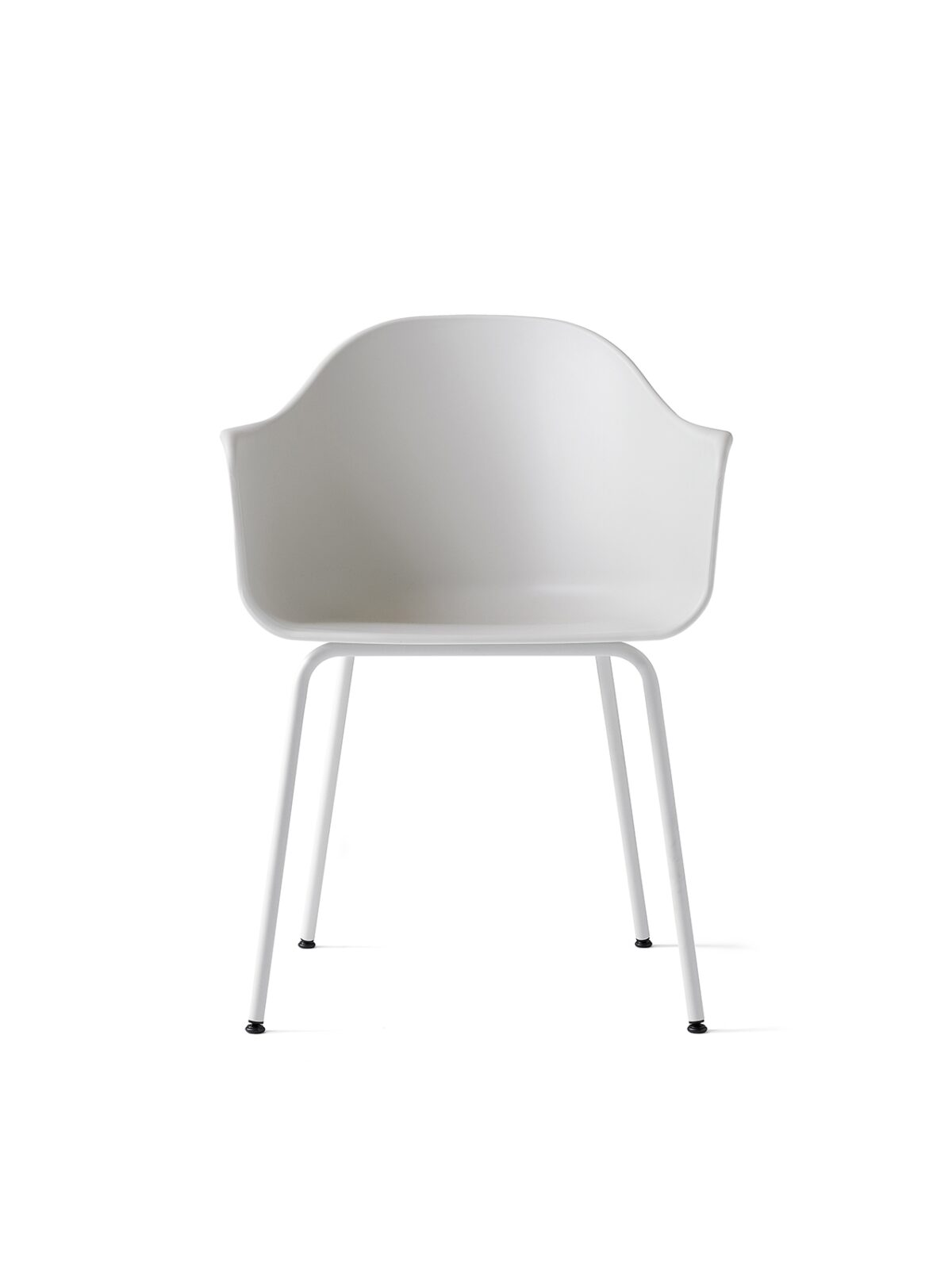 30016O Harbour Chair Light Grey Light Grey Steel Pack Front