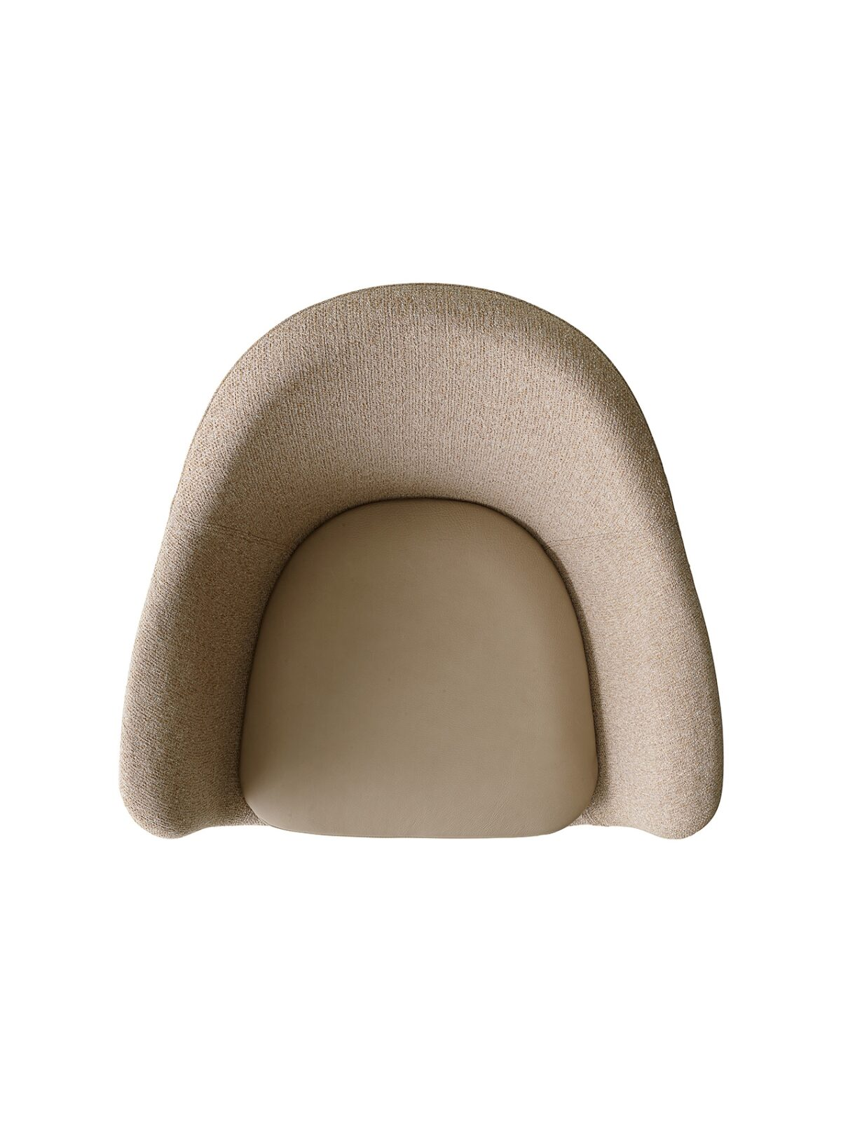 9255159 Harbour ounge Low back Natural oak Savanna 222 Nuance light grey cushion top