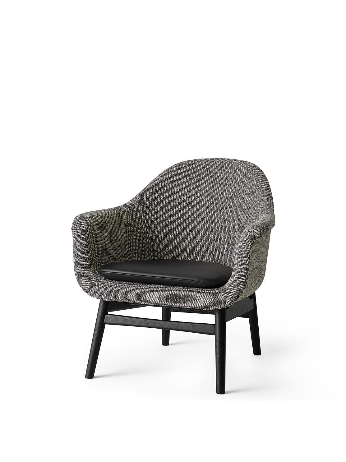 9255569 Harbour Lounge Low back Black oak Savanna 152 Shade pitch black cushion angle 1