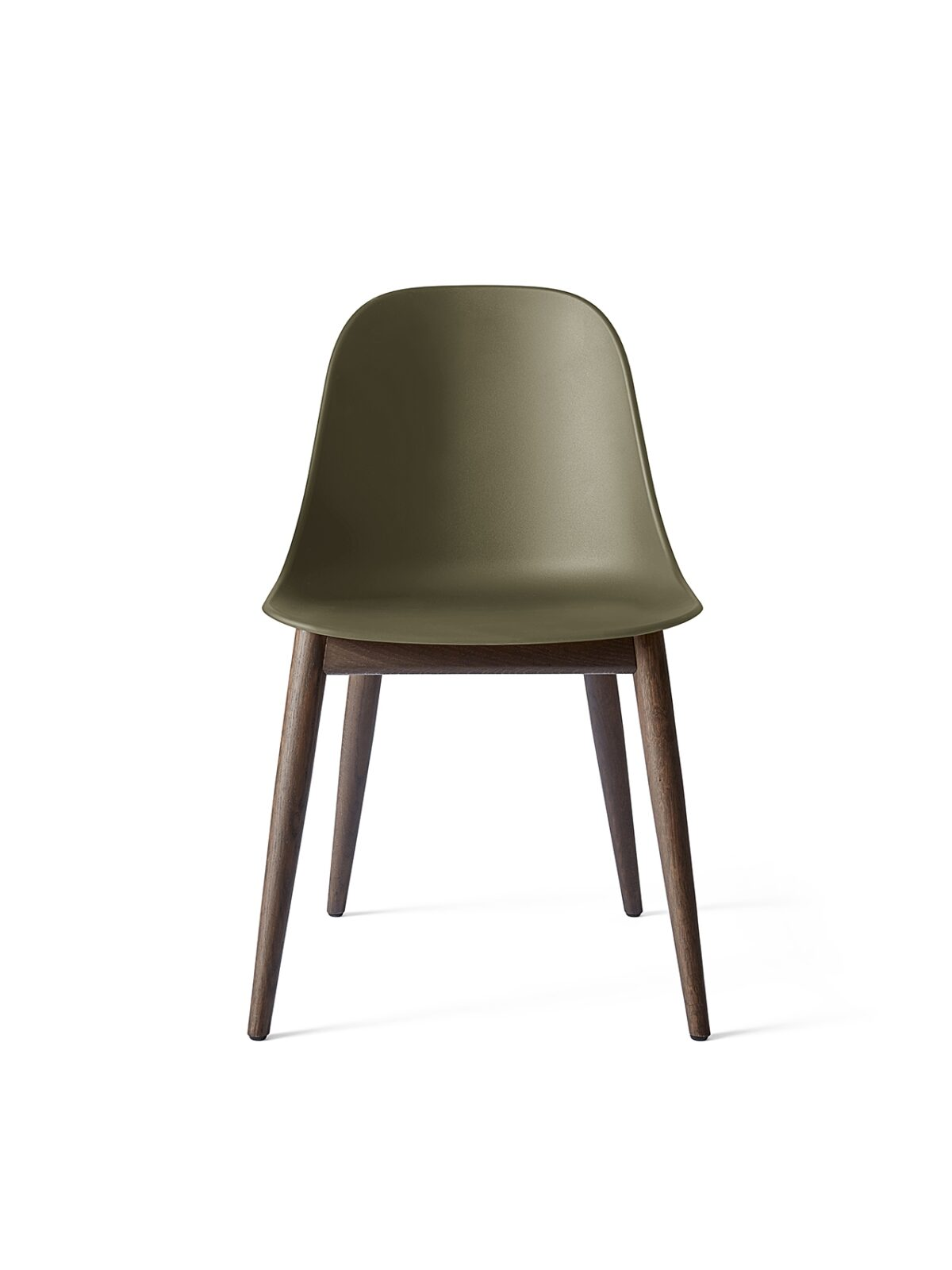 9278429 Harbour Side Chair Olive DarkStainedOak Front