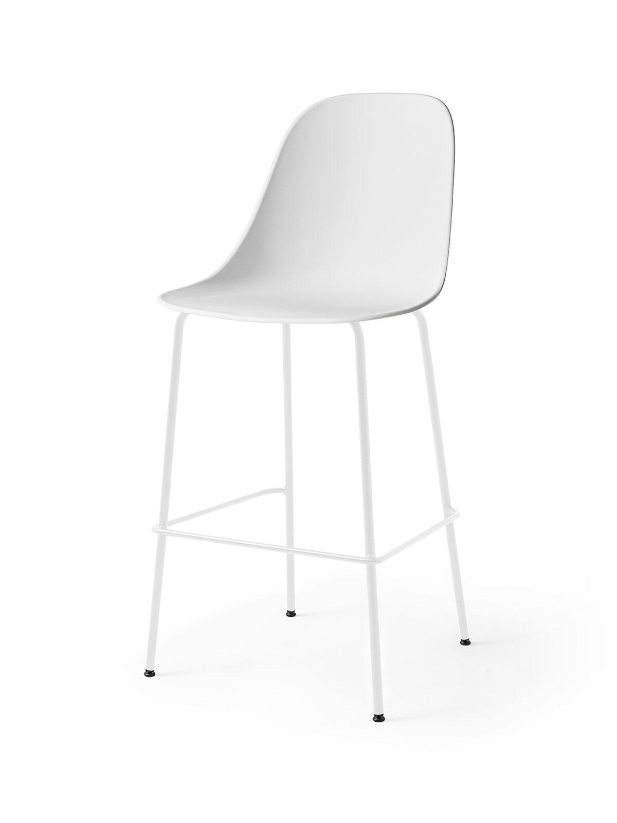 9281139 Harbour Side Bar Chair LightGrey LightGrey Angle