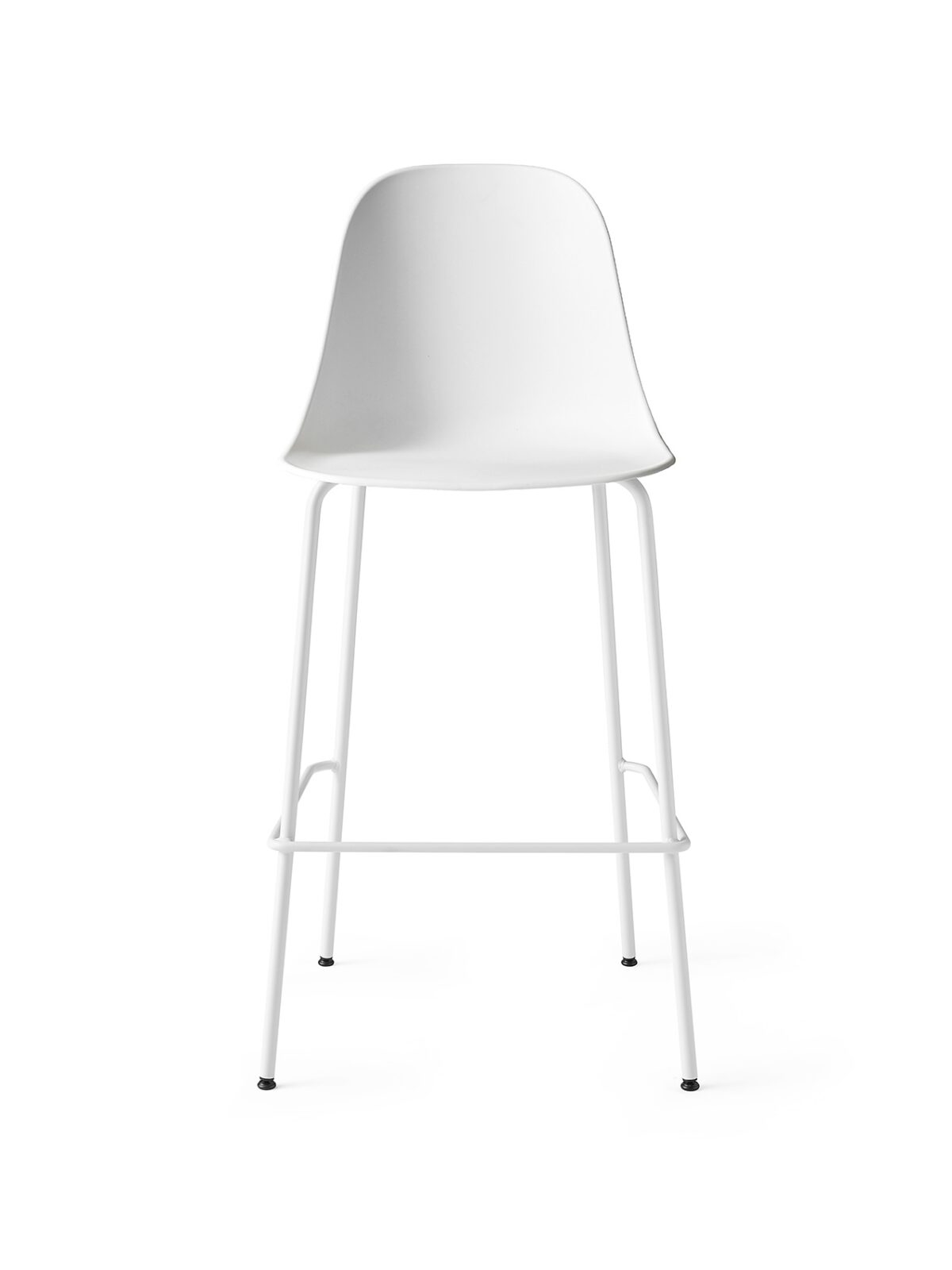 9281139 Harbour Side Bar Chair white LightGrey Front