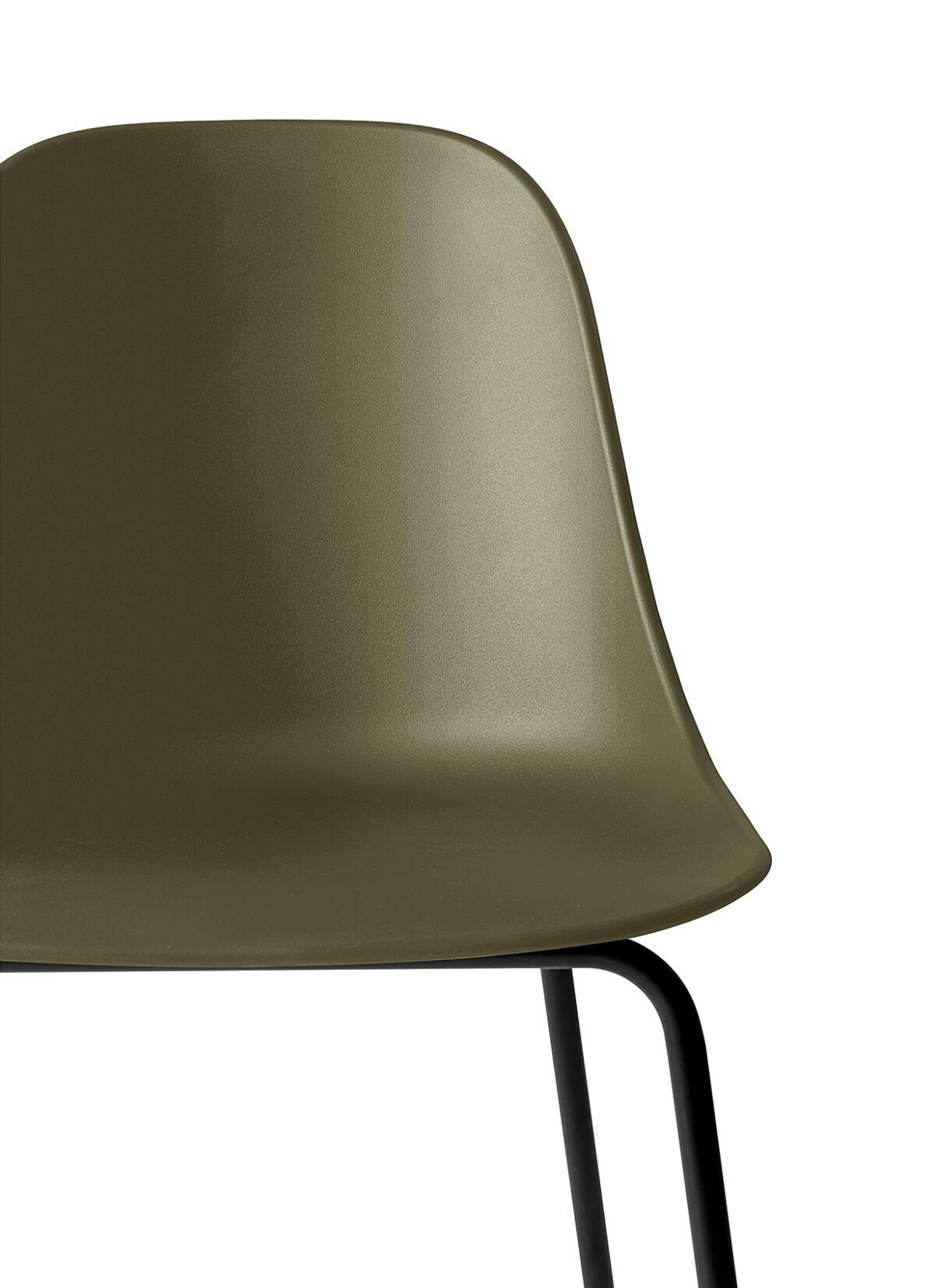 9285429 Harbour Side Bar Chair Olive Black CloseUp