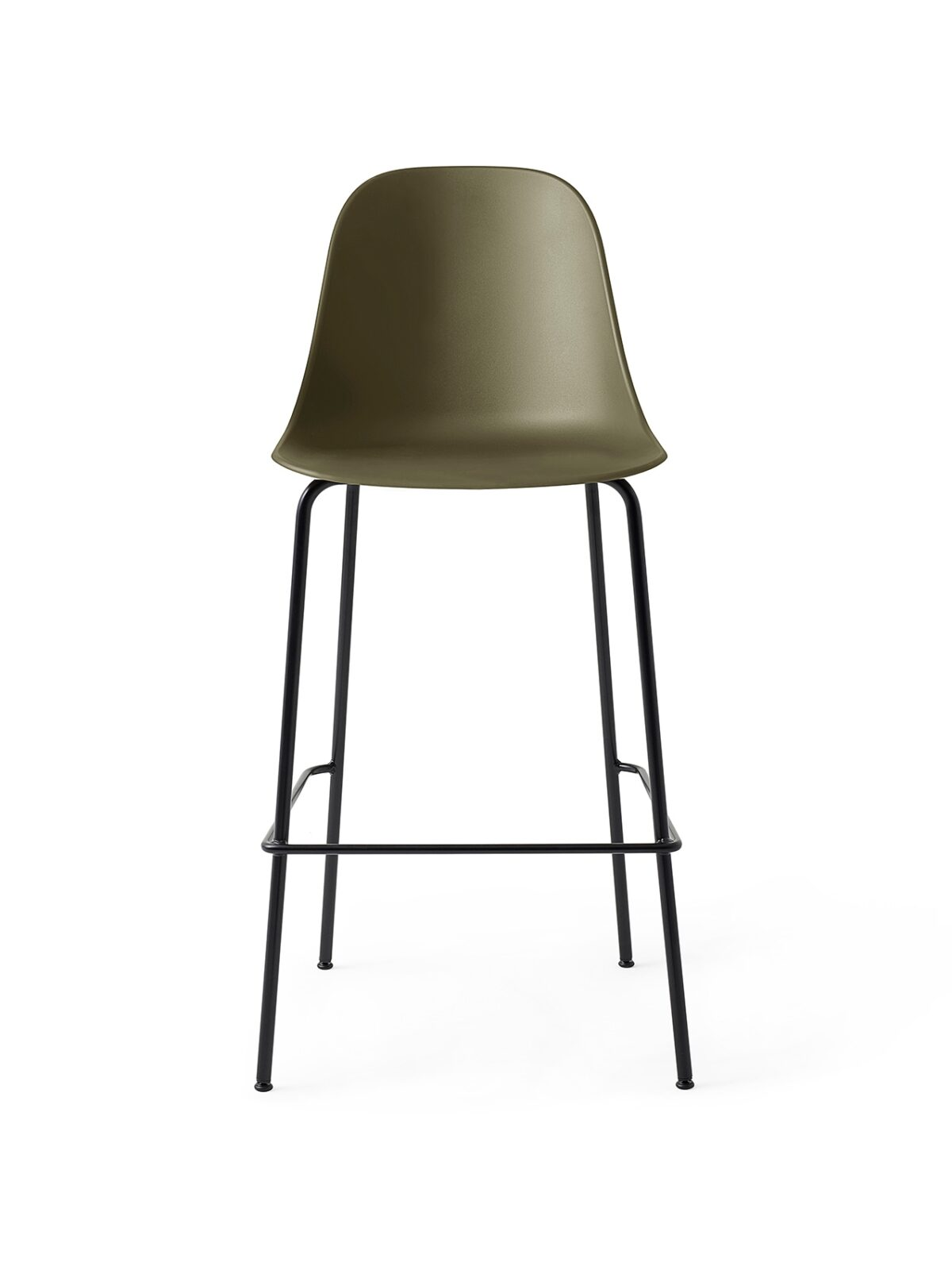 9285429 Harbour Side Bar Chair Olive Black Front