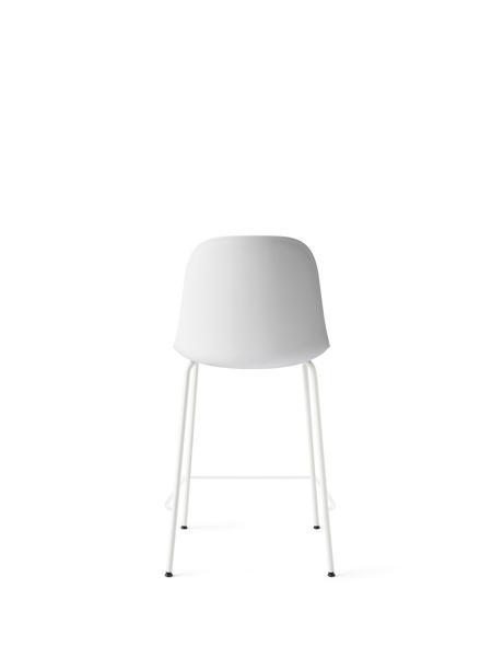 9291639 Harbour Side Counter Chair White LightGrey Back