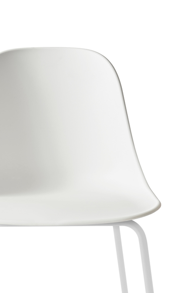 9291639 Harbour Side Counter Chair White LightGrey CloseUp