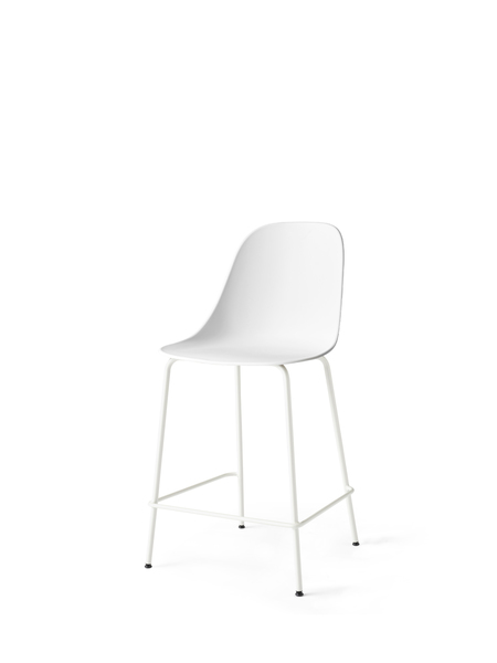 9291639 Harbour Side Counter Chair White Lightgrey Angle