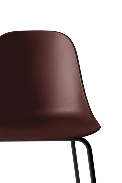 9295349 Harbour Side Counter Chair BurndRed Black CloseUp