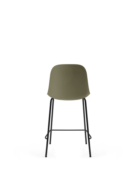 9295429 Harbour Side Counter Chair Olive Black Back
