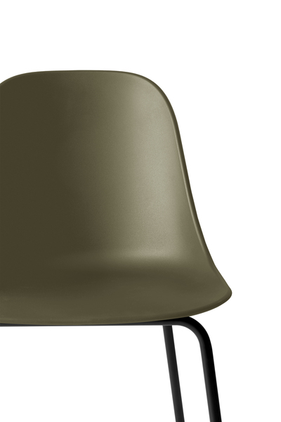 9295429 Harbour Side Counter Chair Olive Black CloseUp