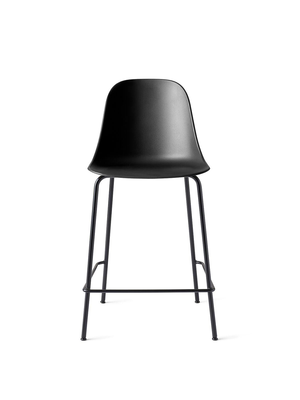 9295539 Harbour Side Counter Chair Black Black Front 1