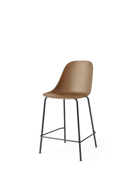 9295849 Harbour Side Counter Chair Khaki Black Angle