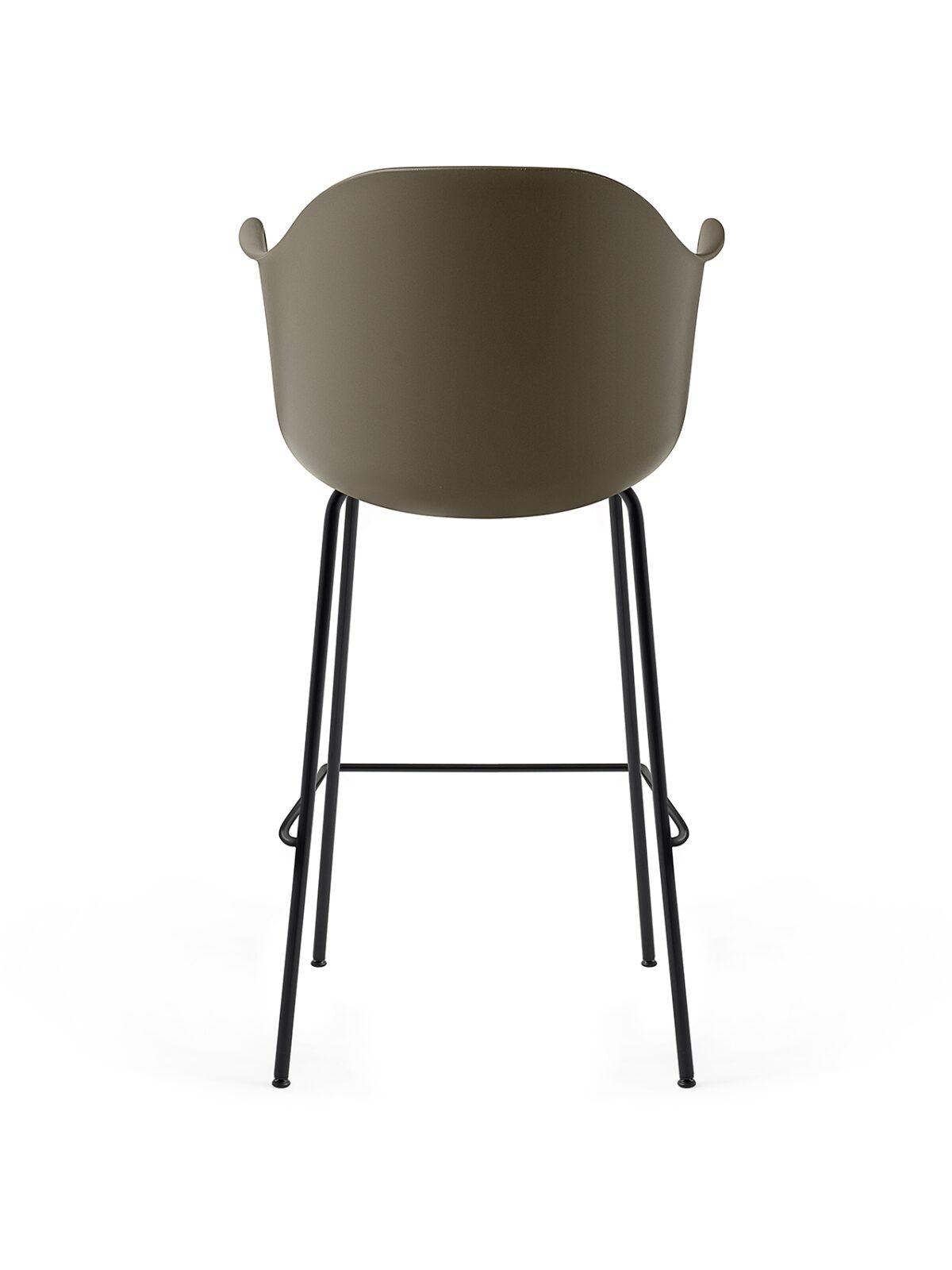 9345429 Harbour Chair Bar Olive Black Back