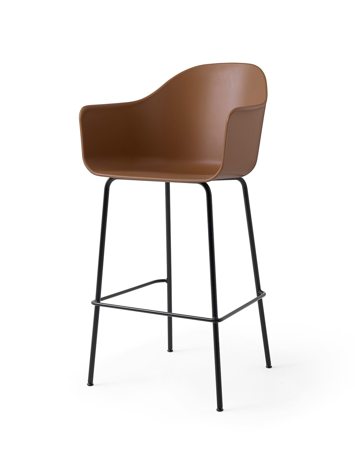 9345849 Harbour Chair Bar Khaki Black Angle 1