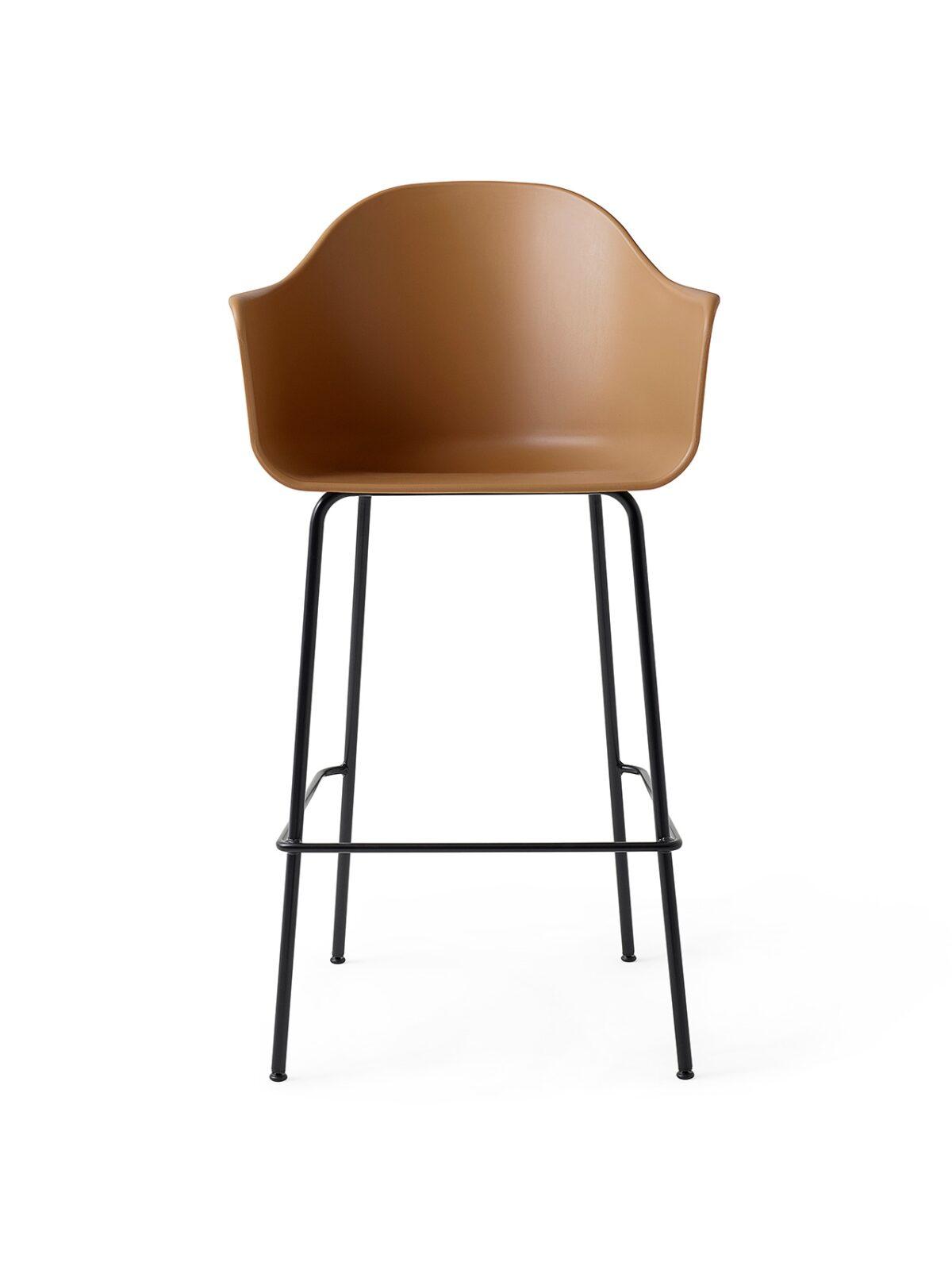 9345849 Harbour Chair Bar Khaki Black Front 1
