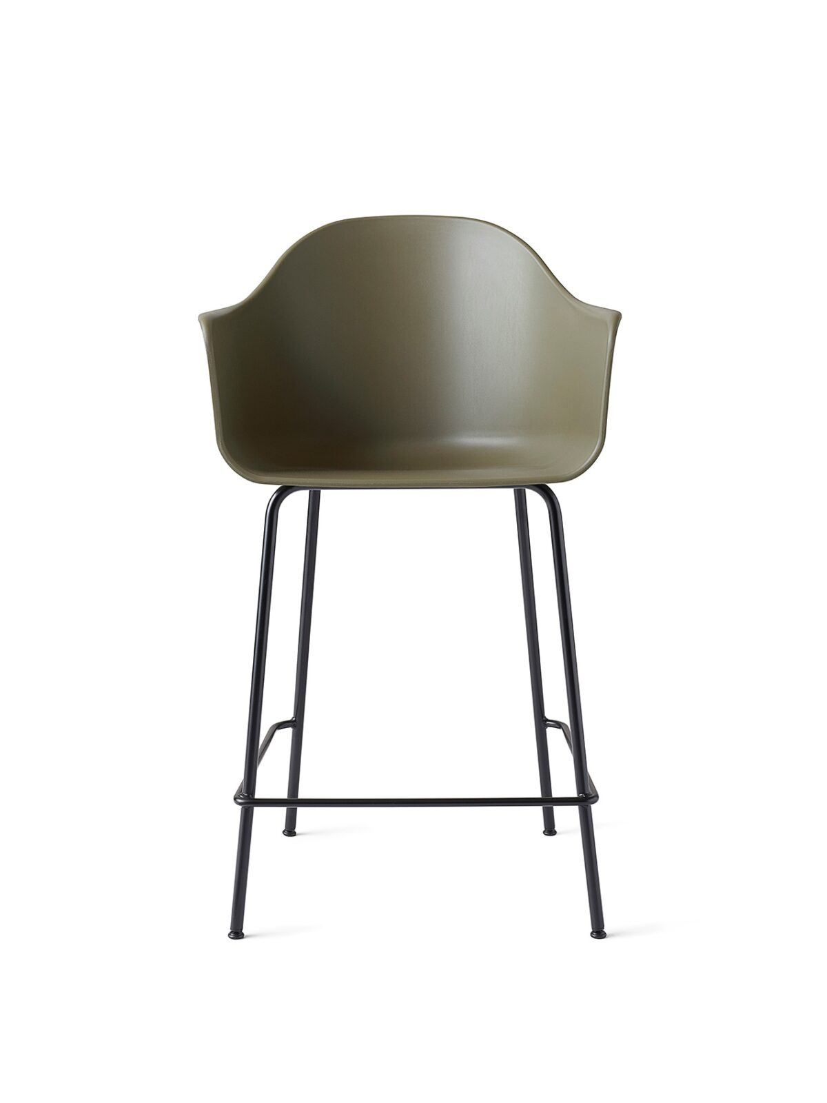 9361139 Harbour Chair Counter Olive Black Front 1