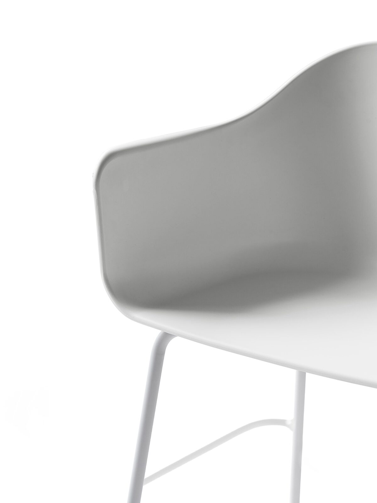 9361639 Harbour Chair Counter light grey white Detail