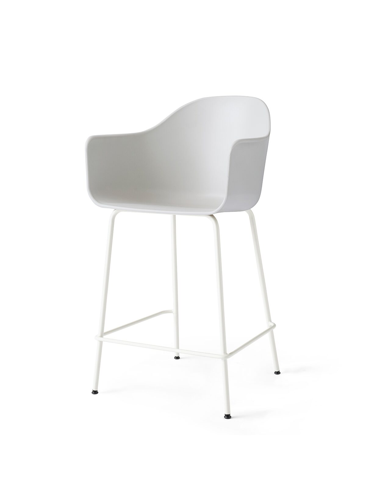 9361640 Harbour Chair Counter LightGrey LightGrey Angle