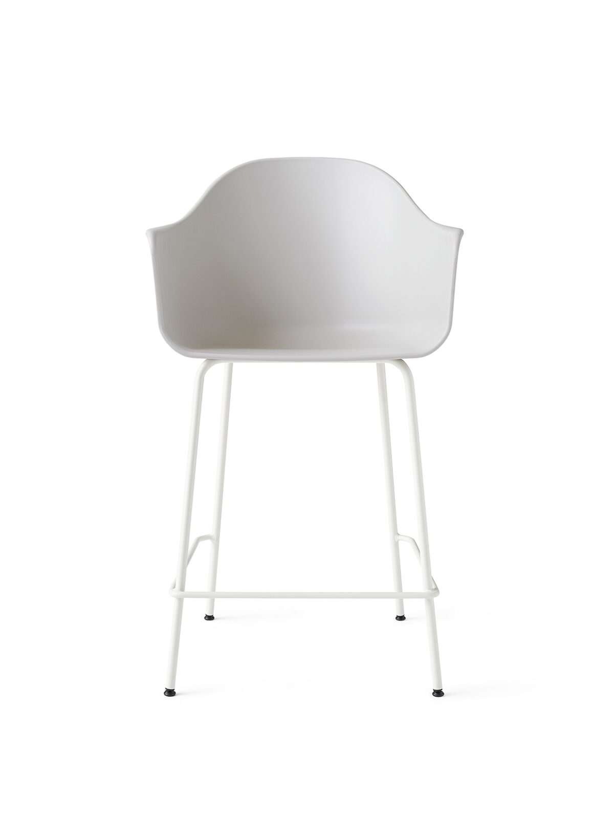 9361640 Harbour Chair Counter LightGrey LightGrey Front