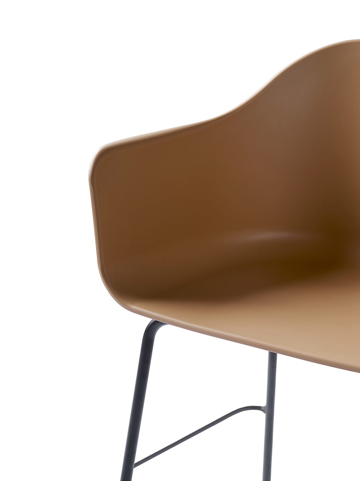 9365849 Harbour Chair counter Khaki Black Detail