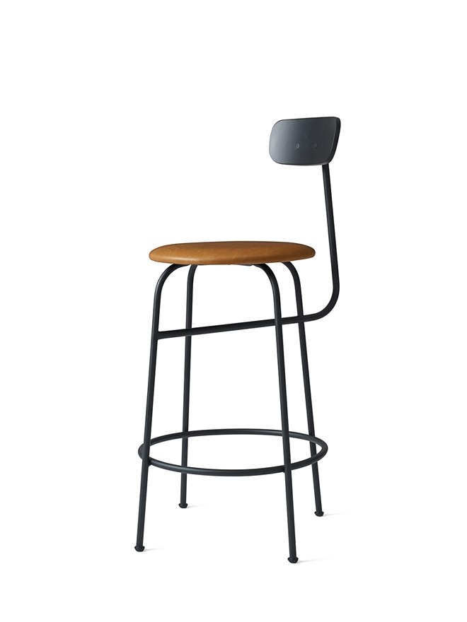 9421530 Afteroom Counter Chair Black Cognac 03