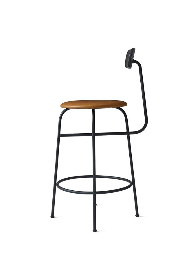 9421530 Afteroom Counter Chair Black Cognac 04