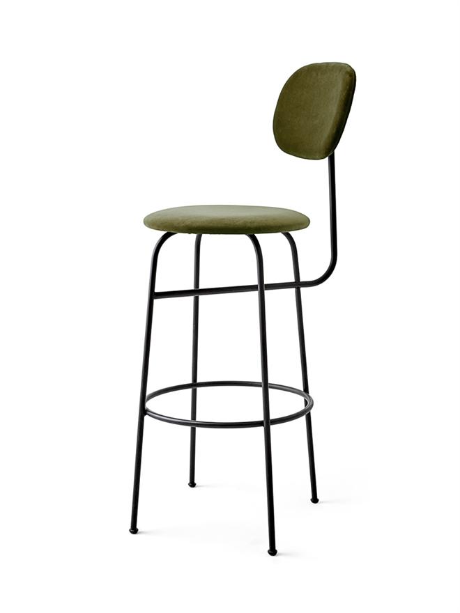 9435469 Afteroom Bar Chair Plus CityVelvetCA7832 031 Angle 1