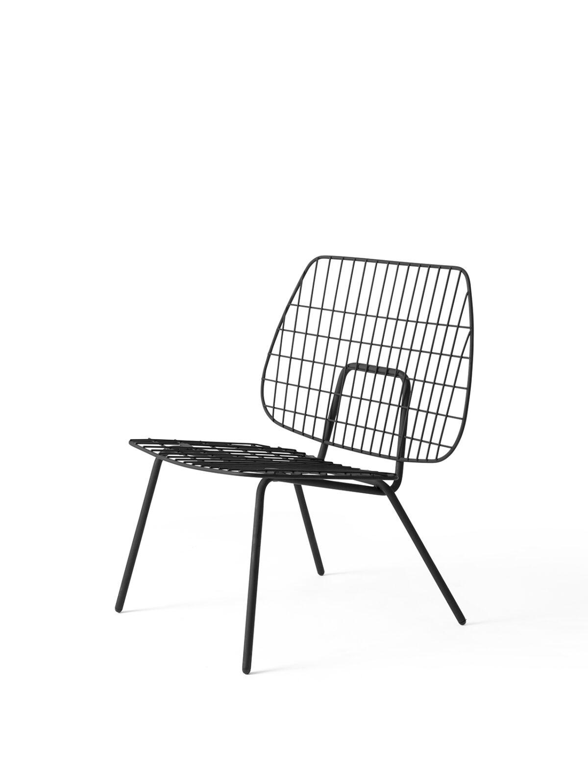 9500539 WM String Lounge Chair Black 02 1