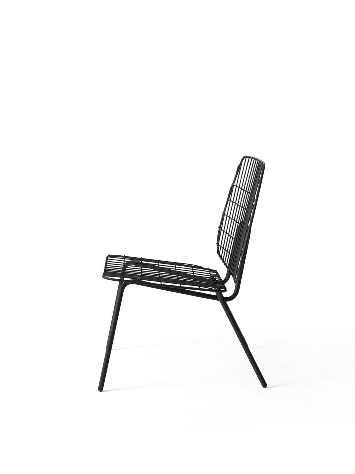 9500539 WM String Lounge Chair Black 03 1