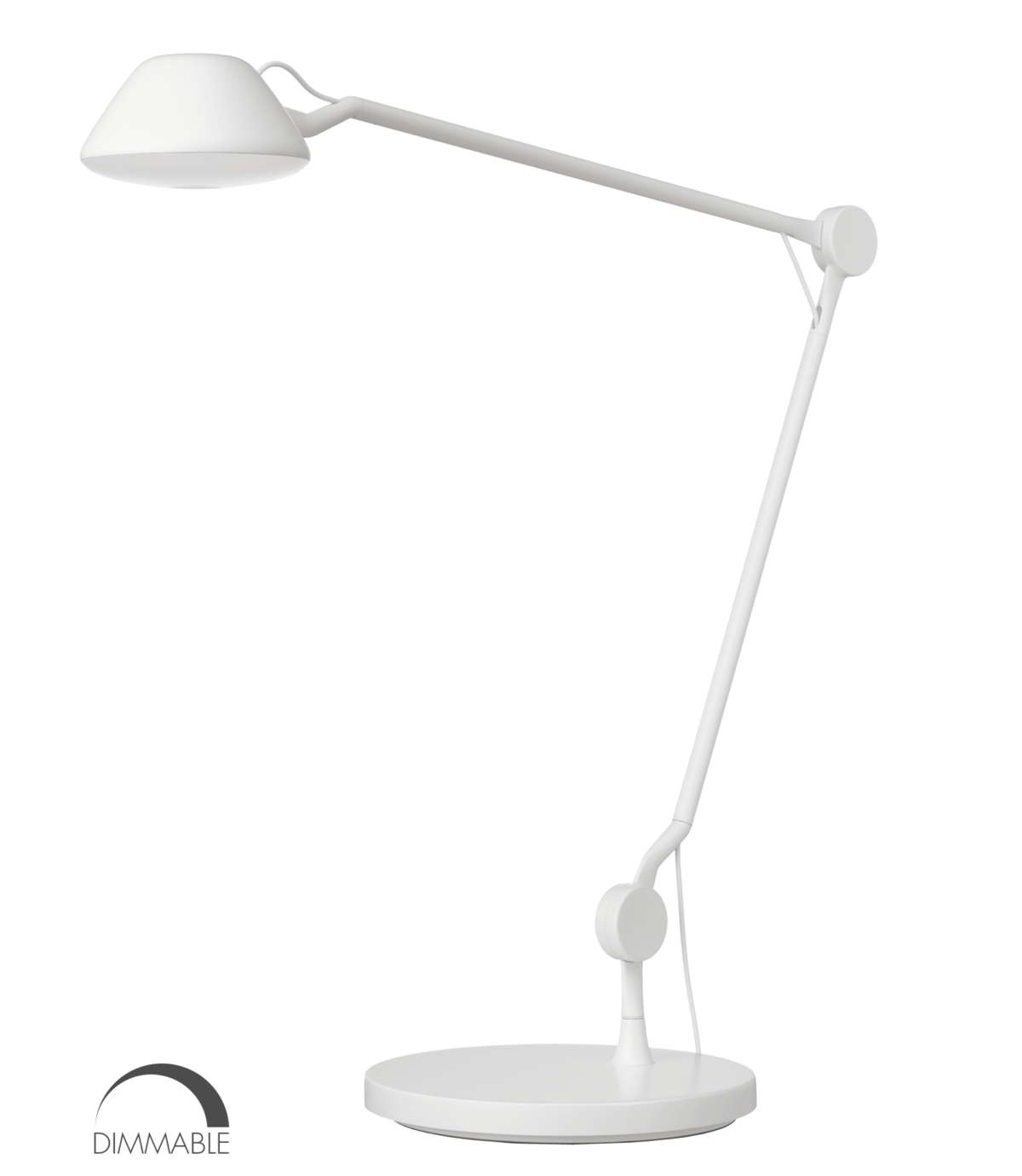 AQ01 Table lamp white png