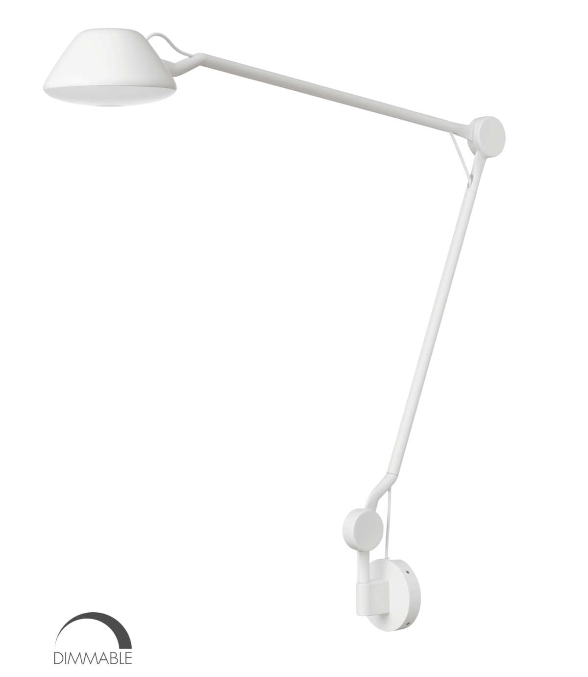 AQ01 wall lamp white png
