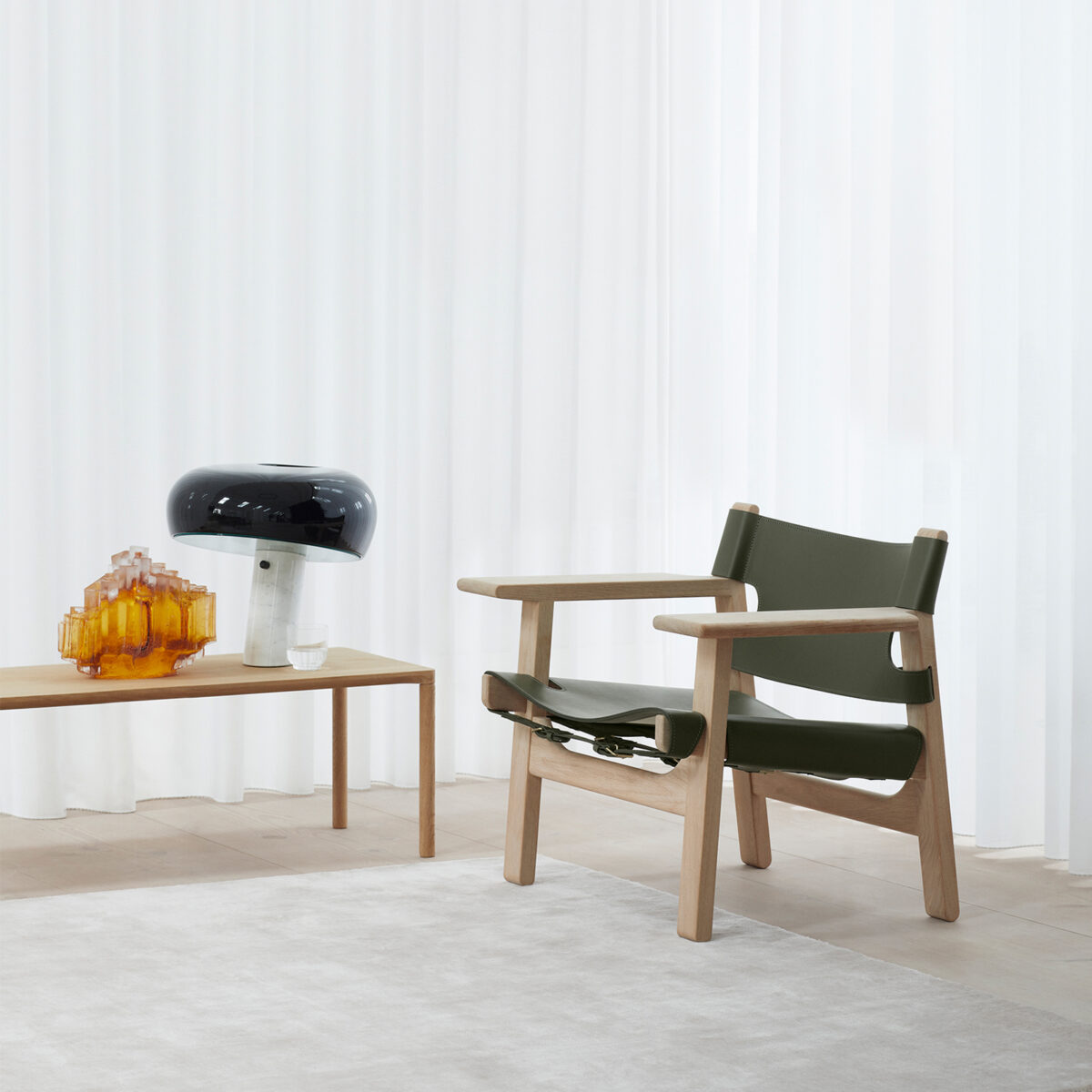 Fredericia Spanish Chair 60 Years Special Edition E Glashuset Malmo