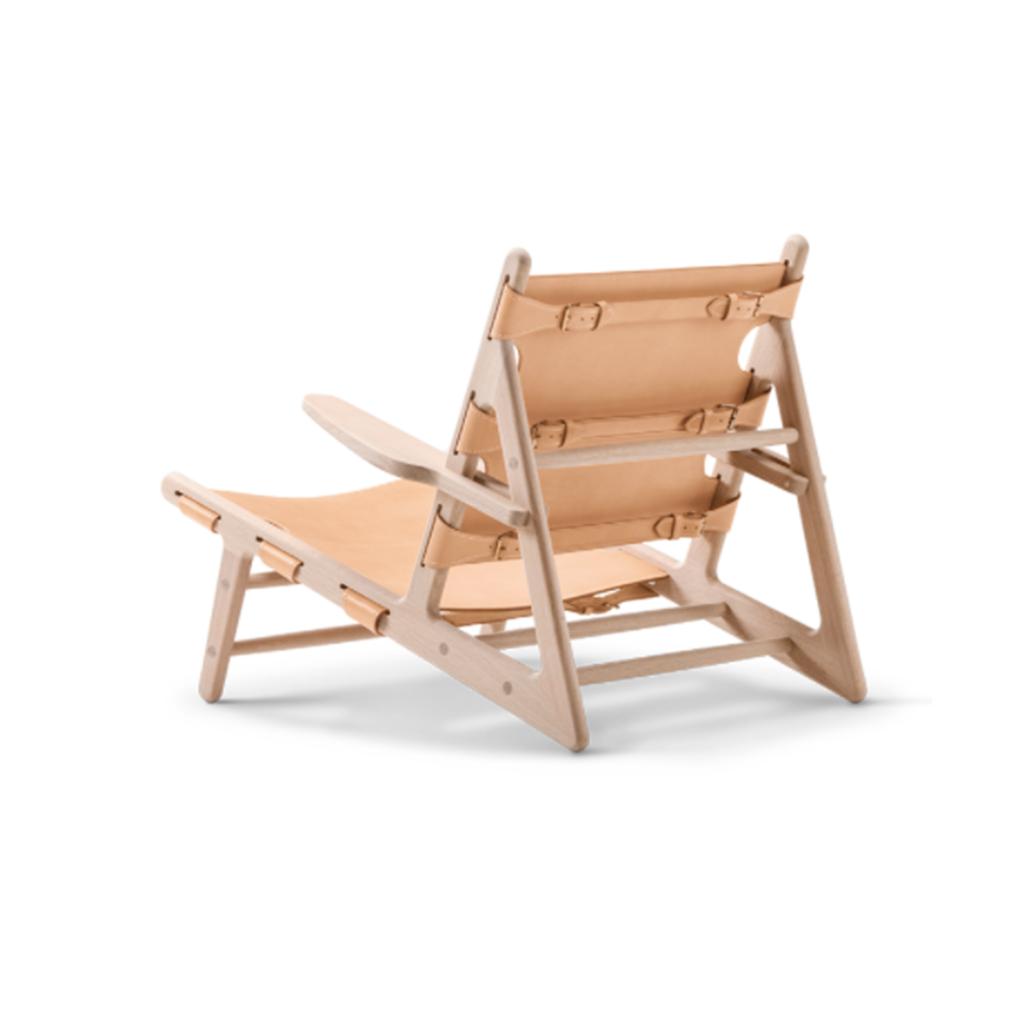 Fredericia hunting chair 3 glashusetmalmo
