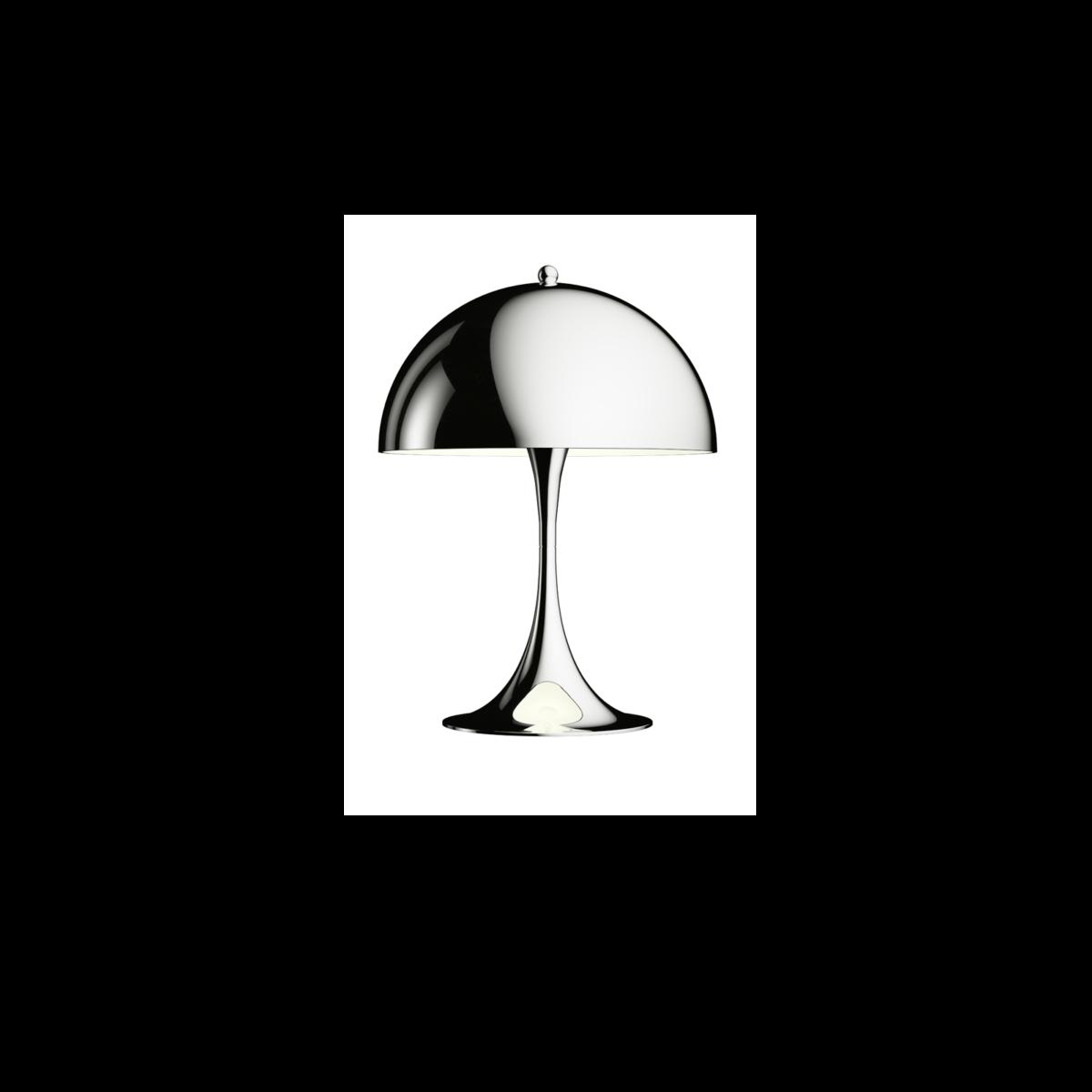 Louis Poulsen Panthella Mini Chrome Glashusetmalmo