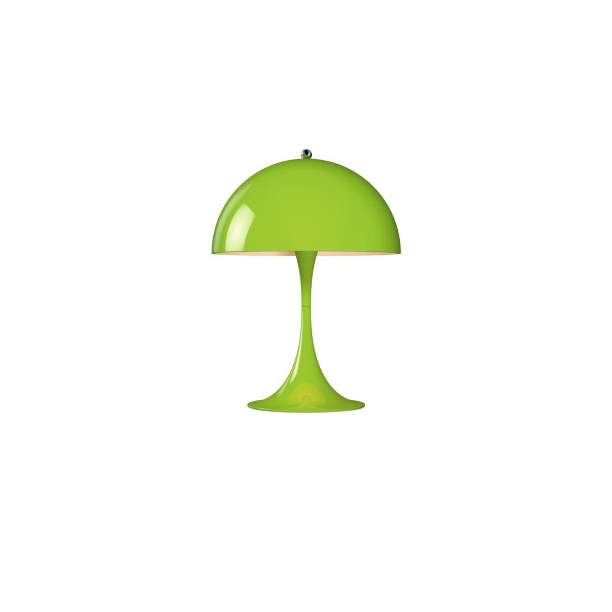 Louis Poulsen Panthella Mini Ljus Grön Glashuset malmo