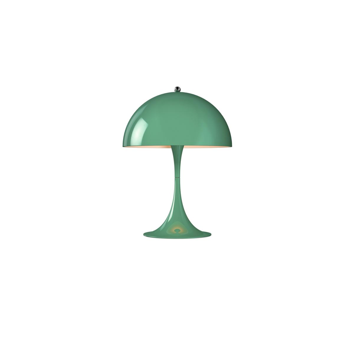 Louis Poulsen Panthella Mini Mörk Grön Glashuset malmo