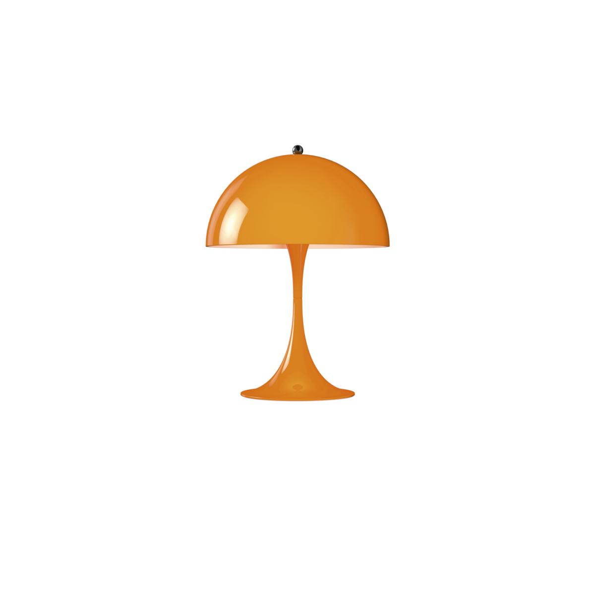 Louis Poulsen Panthella Mini Orange Glashuset malmo