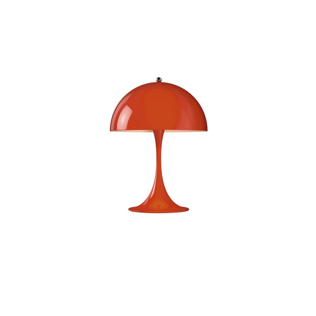 Louis Poulsen Panthella Mini Röd Glashuset malmo